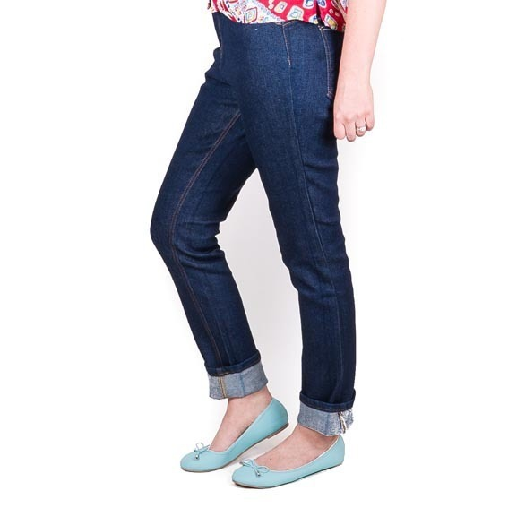 Rockabilly Womens Jeans - Classic Jeans - Lady K Loves