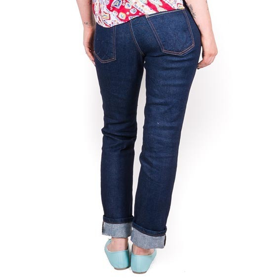 Rockabilly Womens Jeans - Classic Jeans - Lady K Loves,