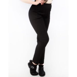 May trousers Black