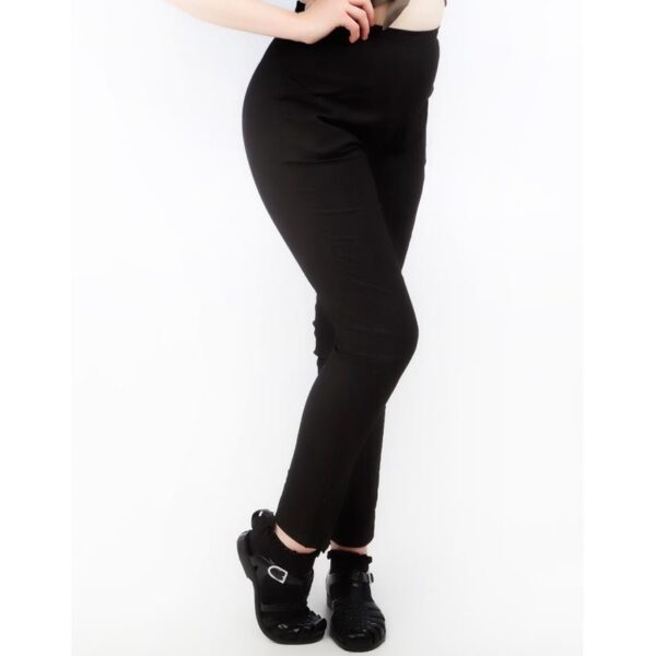 High rise vintage cigarette pants pipn up high waist cigarette trousers